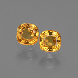 thumb image of 1ct Cushion-Cut Yellow Golden Sapphire (ID: 406807)