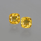 thumb image of 0.9ct Cushion-Cut Yellow Golden Sapphire (ID: 406879)