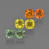 thumb image of 2.7ct Cushion-Cut Multicolor Sapphire (ID: 407860)