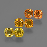 thumb image of 2.3ct Cushion-Cut Yellow Golden Sapphire (ID: 407901)