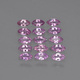 thumb image of 1.4ct Marquise Facet Purple Pink Sapphire (ID: 410839)
