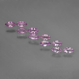 thumb image of 1.2ct Marquise Facet Pink Sapphire (ID: 411049)