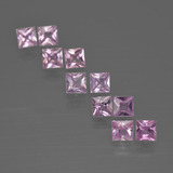thumb image of 1.4ct Princess-Cut Purple Pink Sapphire (ID: 412556)