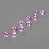 thumb image of 2ct Pear Facet Purple Pink Sapphire (ID: 413724)