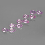 thumb image of 2.5ct Pear Facet Purple Pink Sapphire (ID: 413755)