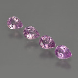 thumb image of 1.1ct Pear Facet Purple Pink Sapphire (ID: 414521)