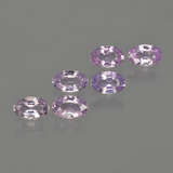 thumb image of 1.8ct Oval Facet Purple Pink Sapphire (ID: 415283)
