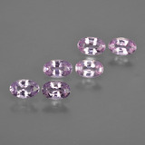 thumb image of 1.7ct Oval Facet Purple Pink Sapphire (ID: 415483)