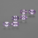 thumb image of 1.7ct Oval Facet Purple Pink Sapphire (ID: 415485)