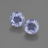 thumb image of 1.2ct Round Facet Violet Blue Sapphire (ID: 417170)