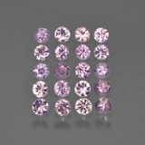 thumb image of 2.1ct Diamond-Cut Violet Pink Sapphire (ID: 419767)