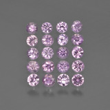 thumb image of 2.1ct Diamond-Cut Violet Pink Sapphire (ID: 419768)