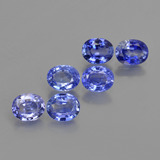 thumb image of 2.4ct Oval Facet Blue Sapphire (ID: 420153)