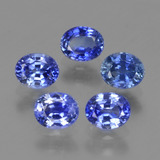 thumb image of 2.6ct Oval Facet Blue Sapphire (ID: 420213)