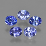 thumb image of 2ct Oval Facet Blue Sapphire (ID: 420216)