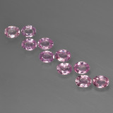 thumb image of 2.3ct Oval Facet Purple Pink Sapphire (ID: 422000)