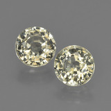 thumb image of 1.7ct Round Facet Light Yellow Sapphire (ID: 423725)