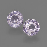 thumb image of 0.9ct Round Facet Violet Sapphire (ID: 423727)