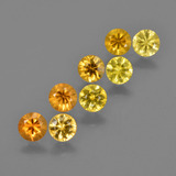 thumb image of 0.3ct 钻石切割 Medium Orange 蓝宝石 (ID: 424425)