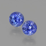 thumb image of 0.9ct Round Facet Blue Sapphire (ID: 424560)
