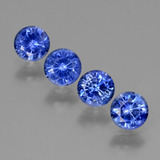 thumb image of 1.5ct Round Facet Blue Sapphire (ID: 424788)
