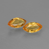 thumb image of 0.9ct Marquise Facet Yellow Golden Sapphire (ID: 429704)