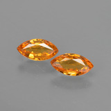 thumb image of 0.8ct Marquise Facet Yellow Golden Sapphire (ID: 429709)