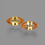 thumb image of 1.1ct Marquise Facet Yellow Golden Sapphire (ID: 429781)