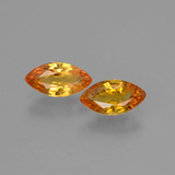 thumb image of 1ct Marquise Facet Yellow Golden Sapphire (ID: 429786)