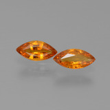 thumb image of 0.8ct Marquise Facet Yellow Golden Sapphire (ID: 429957)