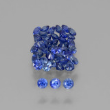 thumb image of 1.6ct Diamond-Cut Blue Sapphire (ID: 431129)