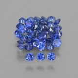 thumb image of 1.5ct Diamond-Cut Blue Sapphire (ID: 431403)