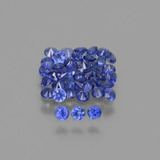 thumb image of 1.5ct Diamond-Cut Blue Sapphire (ID: 431411)