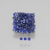 thumb image of 1.3ct Diamond-Cut Blue Sapphire (ID: 431877)