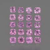 thumb image of 1.7ct Octagon Facet Pink Sapphire (ID: 434841)