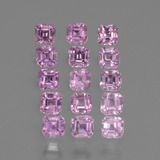 thumb image of 1.6ct Octagon Facet Pink Sapphire (ID: 434929)