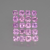 thumb image of 2.6ct Octagon Facet Pink Sapphire (ID: 435102)