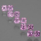 thumb image of 1.8ct Octagon Facet Pink Sapphire (ID: 435179)