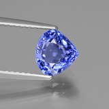 thumb image of 1.8ct Pear Facet Blue Sapphire (ID: 435300)