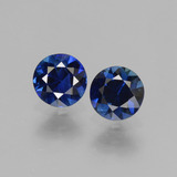 thumb image of 1.2ct Diamond-Cut Blue Sapphire (ID: 441512)