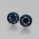 thumb image of 1.2ct Diamond-Cut Blue Sapphire (ID: 441535)