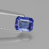 thumb image of 0.6ct Octagon Facet Blue Sapphire (ID: 443215)