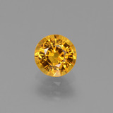 thumb image of 1.2ct Round Facet Yellow Golden Sapphire (ID: 443370)