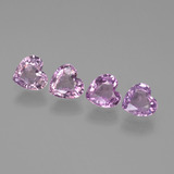 thumb image of 2.1ct Heart Facet Pink Sapphire (ID: 444654)