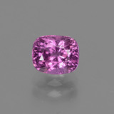 thumb image of 1.2ct Cushion-Cut Pinkish Violet Sapphire (ID: 447796)