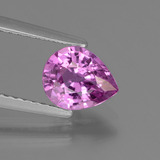 thumb image of 1.2ct Pear Facet Pinkish Violet Sapphire (ID: 447799)
