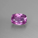 thumb image of 1.2ct Cushion-Cut Pinkish Violet Sapphire (ID: 447815)