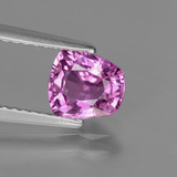 thumb image of 1.2ct Fancy Facet Pinkish Violet Sapphire (ID: 447839)