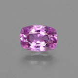 thumb image of 1.1ct Cushion-Cut Pinkish Violet Sapphire (ID: 447843)