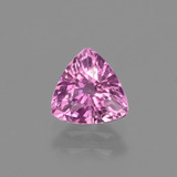 thumb image of 1.3ct Trillion Facet Purple Pink Sapphire (ID: 447863)